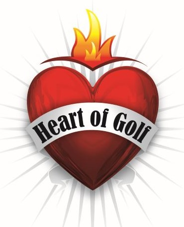 Heart of Golf Trophy
