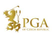 Grandfinále Moneta Czech PGA Tour 2020 - 1. den
