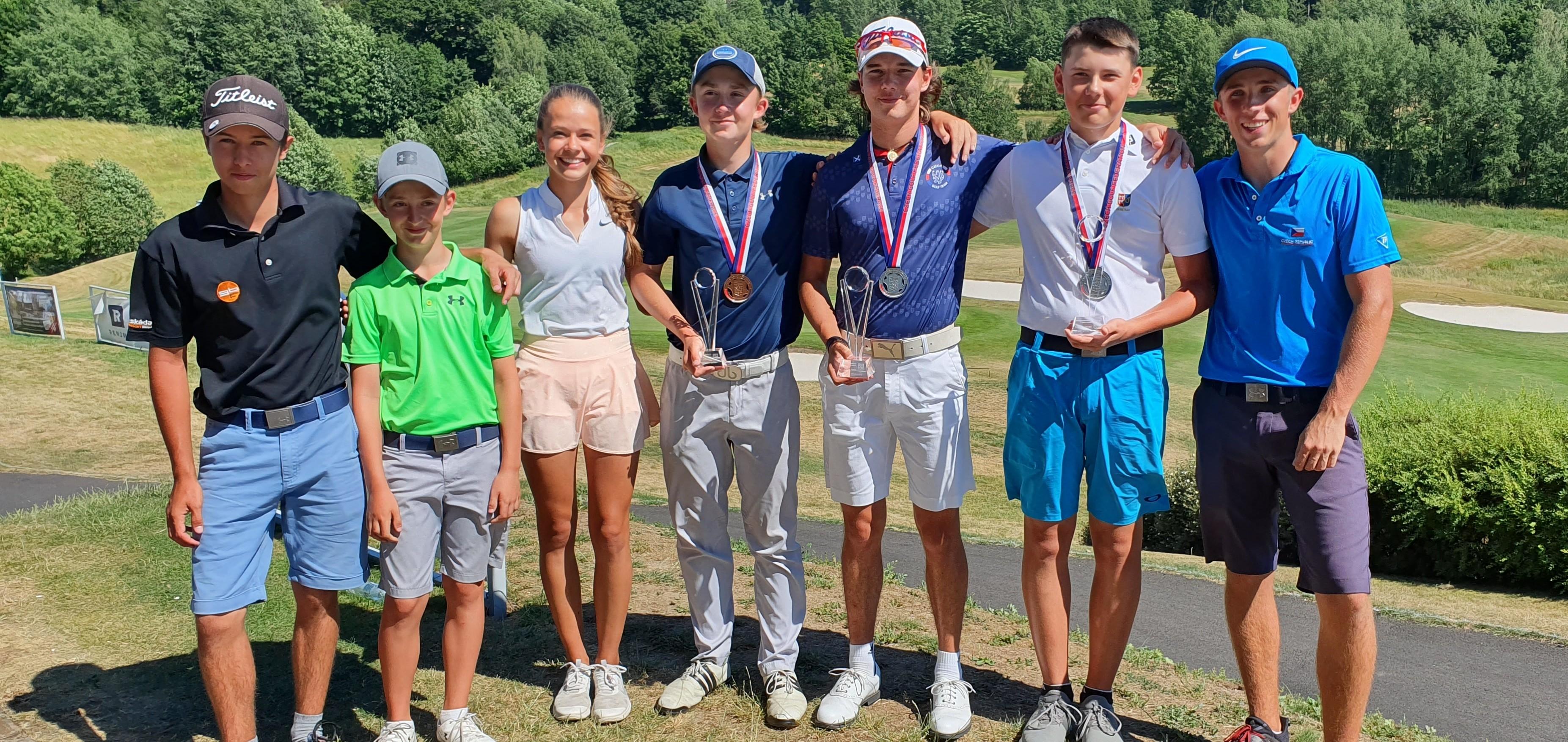Národní mistrovství žáků a kadetů 2019