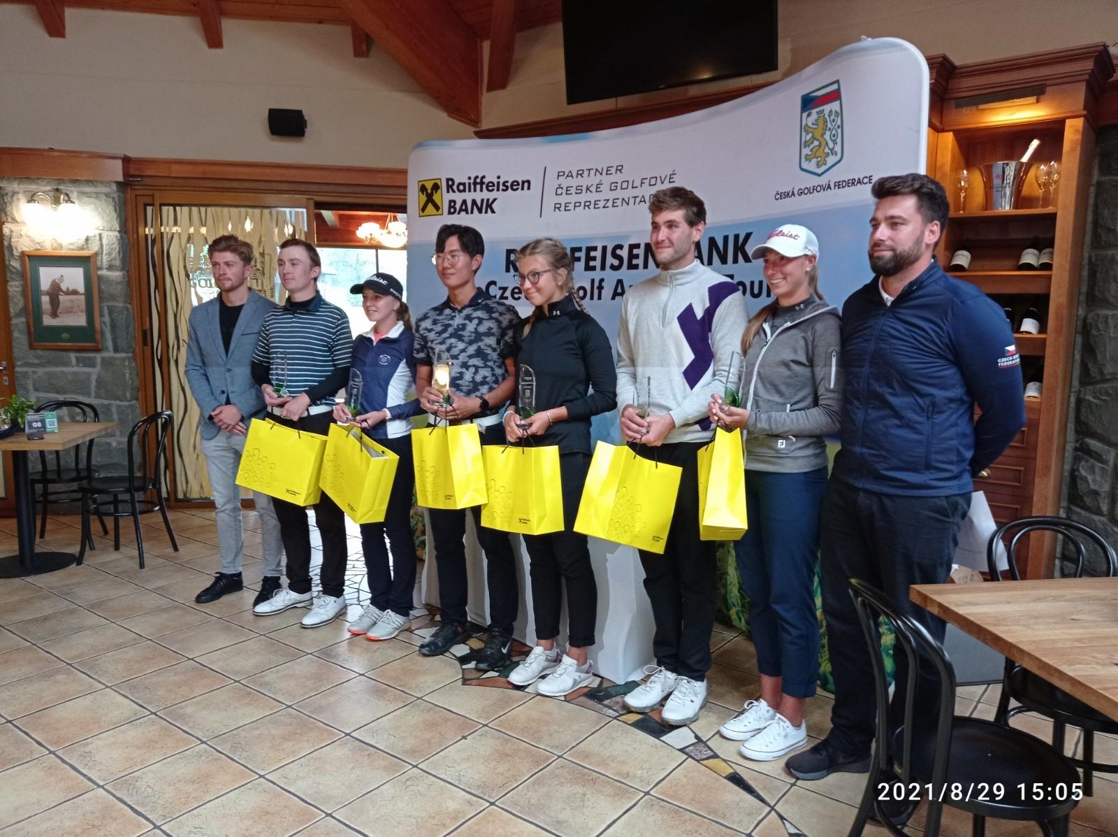 4. RB Czech Golf Amateur Tour