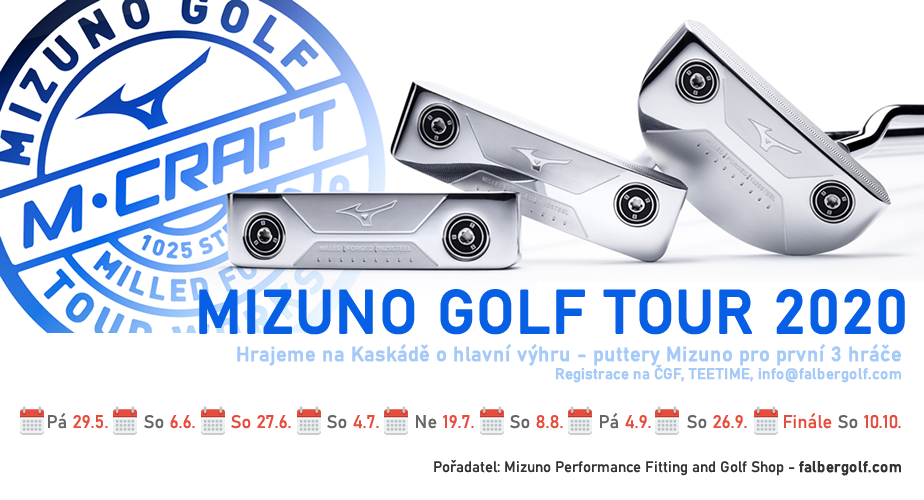 Mizuno Golf Tour 2020 Movember Cup
