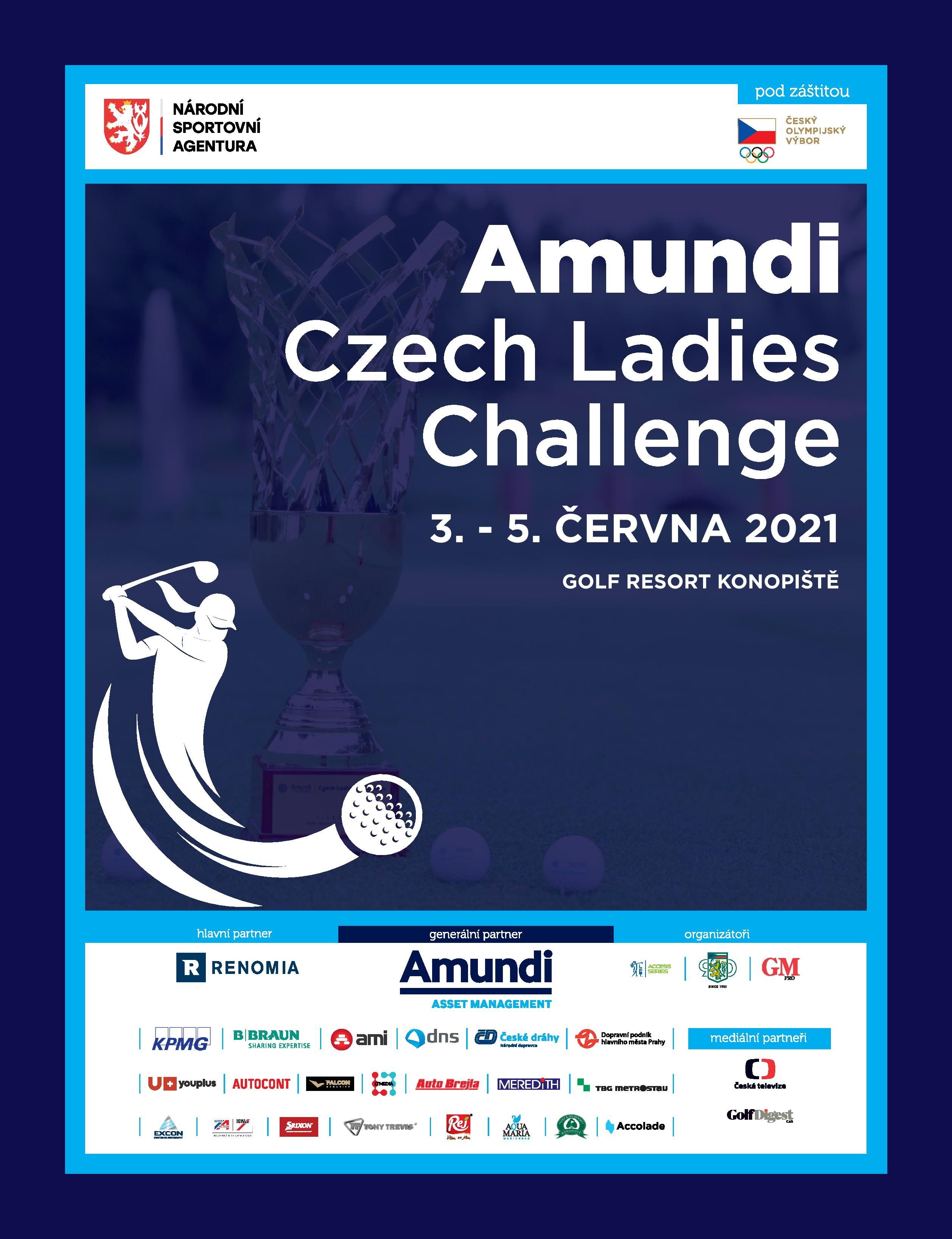 Amundi Czech Ladies Challenge 2021