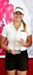 Kristýna Abrahamová vítězkou turnaje MID Tour